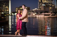 Jacksonville FL Photo shoot location, www.angelitaesparar.com, Jacksonville photography, couples poses, engagement, The landing, friendship fountain, engagement ideas, Creative photography by @angelita