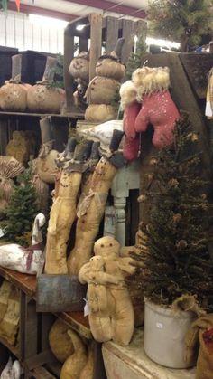 Primitive Snowmen, Woodland Christmas, Snowman, Favorite Things, Christmas Decorations, Teddy Bear, Toys, Animals, Activity Toys