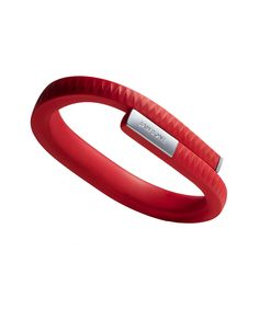 Jawbone UP Wireless Activity Tracker (Red), Durable