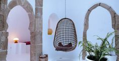 Relax in style or just hang out at Dar Beida, Essaouira, Morocco.