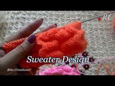1c456f3c5 Sweater Design no   134 ( स्वेटर डिज़ाइन किसी में भी डाल सकते है )