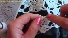 Вязание крючком из мотивов ч.1.  Crochet motifs of Part 1.