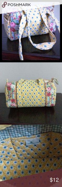 I just added this listing on Poshmark: Vera Bradley Elizabeth Pattern Small Duffle Bag. #shopmycloset #poshmark #fashion #shopping #style #forsale #Vera Bradley #Handbags