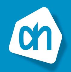 AH logo - Albert Heijn - Corporate Storytelling - Powered by DataID Nederland Logos, Logo Branding, Branding Design, Logo Design, Corporate Storytelling, Stage, Brand Me, Media Design, Cool Artwork