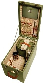 Laura Ashley Picnic Box