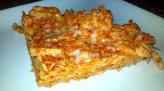 Fettuccine Pasta Bake