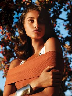 "imaanhammamnews: ""Vogue US December 2016 ""Drop Everything"" PHOTOGRAPHER: ALASDAIR McLELLAN MODEL: IMAAN HAMMAM TALENT: DEV PATEL STYLING: TONNE GOODMAN STYLING (MENSWEAR): MICHAEL PHILOUZE HAIR: SHAY ASHUAL MAKE-UP: AARON DE MEY """