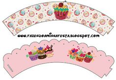 Making My Party!: Cupcakes cuddly - Complete Kit