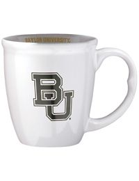 Cold weather demands it. // #Baylor Cappuccino Mug, $11.95 at Baylor Bookstore