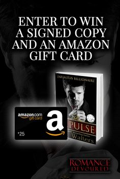 Win a $25 Amazon Gift Card, a Signed Copy & an Audiobook from USA Today Bestselling Author E.B. Walters