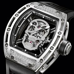 Richard Mille RM Collection, good lord that is fantastic!
