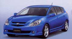 Toyota Caldina ZT