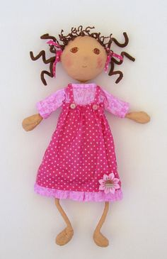 free soft doll patterns | ... doll classes, e-patterns, mixed media art classes, free doll patterns