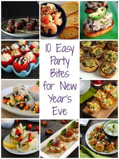 Whether you're hosting or attending a party, or snuggling up on the couch to ring in 2014, you're going to need some snacks.