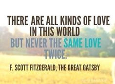 The Great Gatsby #quote