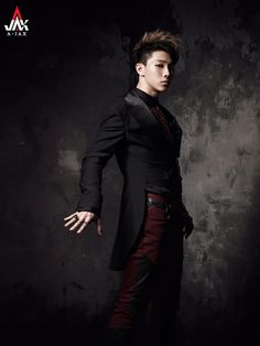 Seungjin (승진) pf A-Jax