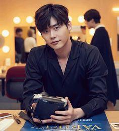 Lee. Jong suk