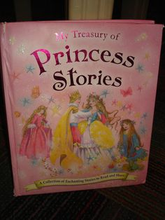 MY TREASURY OF PRINCESS STORIES HC READ, ENCHANTING STORIES TO READ & SHARE…