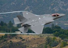 F-35 fighter from Hill AFB