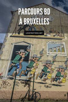 Visiter Bruxelles autrement à travers ses héros de bande dessinée Bruges, Week End En Europe, Travel Pictures, Travel Photos, Dazzle Camouflage, Have A Nice Trip, Road Trip Essentials, Voyage Europe, Travel Themes