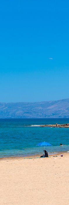 Kissamos area in Chania, Crete, Greece