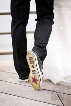converse all stars. for now, and until the end of time, always have a pair of chucks, for any occasion, . Converse Sneakers, Converse All Star, Converse Chuck Taylor, Converse Classic, Casual Homecoming Dresses, Ankle Boots, John Varvatos, Groom Style, Chuck Taylors