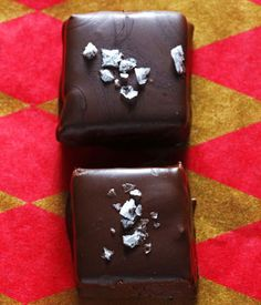 Chocolate truffles, chewy caramels, and more melt-in-your-mouth sweets perfect for gifting.