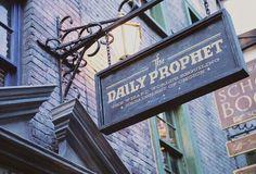 Daily Prophet Harry Potter