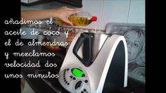 Receta  jabon de aceite oliva y coco con thermomix ( especial niños) - YouTube