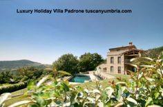 Villa Padrone is a luxury holiday villa on the Tuscany Umbria border, Italy. It has three bedrooms and a deep, mosaic tiled infinity pool with a view over Lake Trasimeno. Read more here http://www.tuscanyumbria.com/italian-villas/small-rentals/padrone/