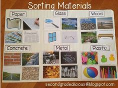 Materials, Objects, and Everyday Structures - Create Dream ExploreYou can find Materials science and more on our website.Materials, Objects, and Everyday Structures. Grade 3 Science, Science Inquiry, Primary Science, Kindergarten Science, Science Classroom, Science Lessons, Teaching Science, Creative Teaching, Environmental Science