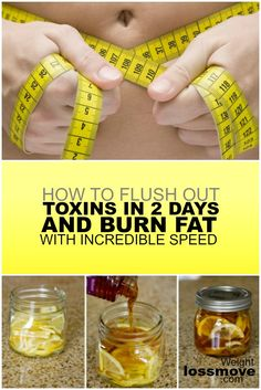 How-To-Flush-Out-Toxins-In-2-Days-and-Burn-Fat