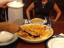 Le e Lu on the eat: - la pasta di Meha