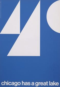 John Massey. Chicago Has a Great Lake. 1965-66 MoMA
