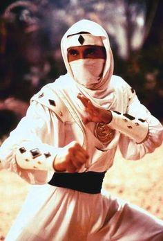 White Ninja Ranger (Mighty Morphin Power Rangers: The Movie) Power Rangers Series, Power Rangers Movie, Go Go Power Rangers, Tommy Power, Tommy Oliver Power Rangers, Gi Joe, Vr Troopers, Jason David Frank, Power Rengers
