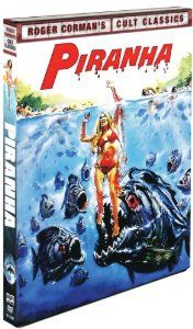 Amazon.com: Piranha [Roger Corman's Cult Classics]: Bradford Dillman, Heather Menzies, Kevin McCarthy, Keenan Wynn, Joe Dante: Movies & TV
