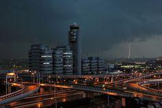 Tokyo Int. Airport