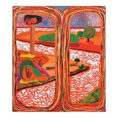 Shara Hughes #sharahughes #artlandapp #artcollector