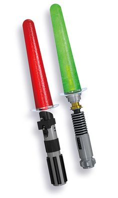 Coolest popsicle molds ever. They light up!! #StarWars