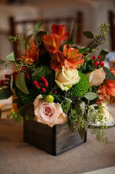 You are able to make your arrangement as elaborate or as easy as you like. These arrangements are excellent for different places in your house like the bathroom, bedroom or workplace. If you would like to make a larger arrangement… Continue Reading → Flower Arrangement Designs, Beautiful Flower Arrangements, Flower Designs, Floral Arrangements, Wedding Arrangements, Fall Flowers, Beautiful Flowers, Wedding Flowers, Flowers Nature