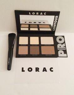 Lorac PRO Contour Palette PRO Contour Brush 2015 NEW #Lorac