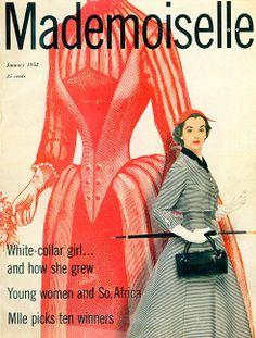 Bradbury Thompson, Mademoiselle Art Director