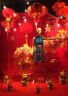 Mizhattan - Sensible living with style: *SUNDAY WINDOW SHOPPING* Saks Fifth Avenue (Feb '15)
