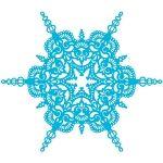 ornate snowflake