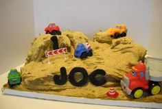 First birthday cake with a Chuck the Talking Truck theme! in Special Occasion Cakes by Donna McNeill