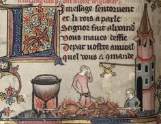The Romance of Alexander, 1338-1344 This site has a lot of great images from this book