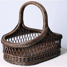 (45) Одноклассники Wood Basket, Bamboo Basket, Basket Bag, Wicker Baskets, Making Baskets, French Baskets, Basket Crafts, Newspaper Basket, Recycled Magazines