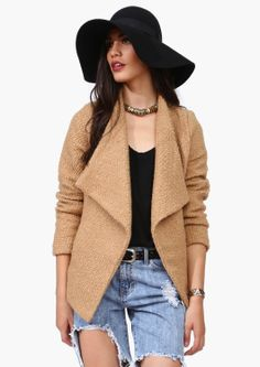 Obsessed with Boucle!