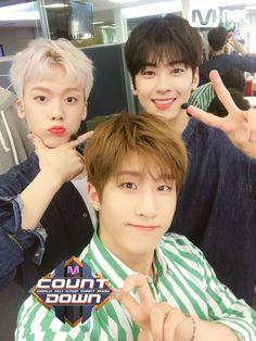 Sanha, JinJin & Eunwoo | Astro