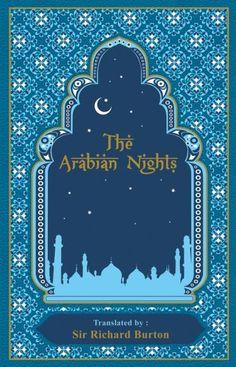 The Arabian Nights - Leather Bound